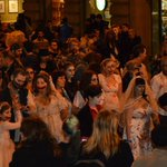 Zombie Invasion at the Printworks Manchester http://t.co/49mAXav2pL @The_Printworks #Manchester #Halloween http://t.co/eUK0T3HS4y