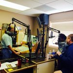 Great to see @Coachsouers and Ify Umodu on KAFF this morning! #NAUStrong http://t.co/rPli4jPVi0