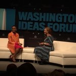 """""""Discomfort is a necessary condition for a certain type of Justice."""" ~@ChimamandaSays #IdeasForum @michele_norris http://t.co/eeTmkcFFzv"""