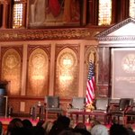Well be live tweeting Hillary Clintons #WomenInEcon event from Gaston Hall http://t.co/qIIlpYO6Fc