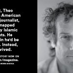 An American journalist survived kidnapping and torture in Syria. This is his story: http://t.co/bhTKWW5XDw http://t.co/z9gqzjOvOP