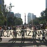 Convocan estudiantes a nuevas movilizaciones por caso Ayotzinapa http://t.co/HzQxZicr8s http://t.co/tyM6WCKBjp