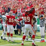 Priest Holmes and the #Chiefs defeat the Jets 27-7 on September 11, 2005. #Tbt http://t.co/K797uo0NoC