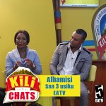 Dakika chache zimesalia kabla hujawashuhudia Ray na Aunty Ezekiel wakihojiwa na @CaptainTanzania katika #KiliChats http://t.co/1B8SoSjhBT