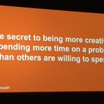 On stage now - @JasonKeath discussing the challenge to create consumable content. #socialfresh http://t.co/fZp0uOXLyL