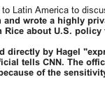 Hagel memo to W.H. critical of Syria plan http://t.co/FO4ROyrwQb http://t.co/RbfdDz9QZn