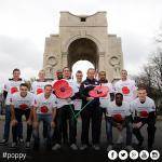 #lcfc announce support for @PoppyLegion 2014 Poppy Appeal. Story here - http://t.co/FBQZMflo9o #poppy #LeiWba http://t.co/F5uz0hPY8Y