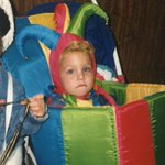 #TBTHalloween Before he was a #UVaBase outfielder, @Mojo_JoeJoe31 was a jack-in-the-box. http://t.co/X7dSj5bm0V