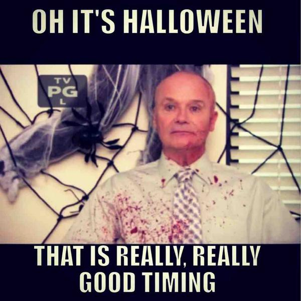 It's Halloween? That's good timing. http://t.co/FjYvkTtyHJ