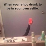 When youre too drunk to be in your own selfie... http://t.co/METiZjEVpE