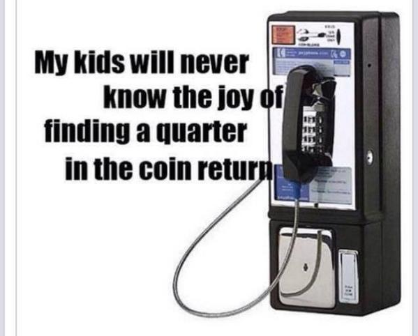 Kids will never understand this joy. http://t.co/U01sIOMBl4