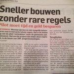 Gebiedsontwikkeling in Zoetermeer sneller, efficiënter & goedkoper? We gaan ontslakken! Foto via @RenevdDrift http://t.co/u7E1FsjXtY