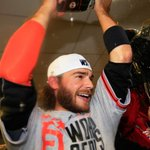 Former #Bruin @bcraw35 earned his second World Series title last night with the @SFGiants: http://t.co/P3ETxnE6JI http://t.co/G3gITolv8M