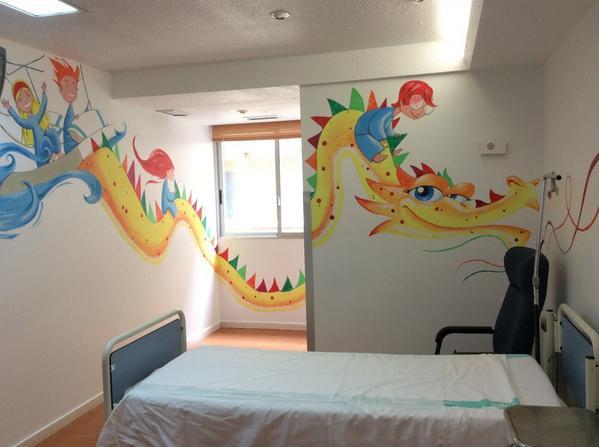 Recordamos la entrevista a @Believe_in_Art, iniciativa para acercar el arte a hospitales http://t.co/79iaBqwh2D http://t.co/YCVA3GqKgV