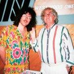 RT @Variety: 'Weird Al' Yankovic (@alyankovic) salutes his hero, Stan Freberg http://t.co/4NmHiA5Wfy http://t.co/x6HPH6EApS