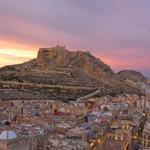 Así son los atardeceres a este lado del Mediterráneo, desde Alicante @Alicante_City @costablancaorg @dipuAlicante http://t.co/3PBbJcBcqh
