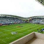 Privé de son stade en raison de récentes inondations, Montpellier disputera ses prochains matches à lAltrad Stadium http://t.co/k8md0ZiHXi
