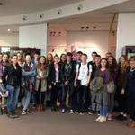 Last of @LawUCC Academy students from over 10 Schools came from Limerick, Dingle & Cork. Great tour of Law Library http://t.co/K0ljsYPbHH
