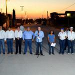 Lleva Alcalde Carlos Canturosas obras por más de 8 mdp a colonia Francisco Villa #NuevoLaredo #Tamaulipas http://t.co/L3EnAE8gxW