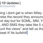 My problem with @Vevo about the whole 24 hr breaking the record thing! #EMABiggestFans1D http://t.co/bspezFK2nJ