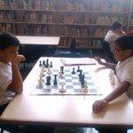 Promover el Ajedrez en nuestros niños y niñas les permite reforzar sus habilidades creativas @GobAlexisR @TatuyTv http://t.co/DLQtpEpiM7