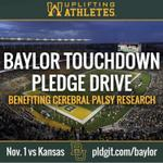 Help BU fight rare diseases with @UpliftingAth vs Kansas. Donate: https://t.co/KSprOG7eOu #SicCerebralPalsy http://t.co/ehOpnQsabi