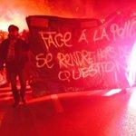 """""""@ouestfrance35: #Rennes Barrage de Sivens: environ 250 manifestants quittent Villejean, ils marchent vers le centre http://t.co/gMqltuzoEI"""""""