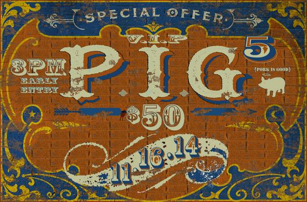 PIG 5: Everything but the Oink http://t.co/oRz6Fgc2r2 http://t.co/DBxvRRrKGv