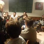 Cest partiiiiiii Darwin Hack Time #Rennes #WeAreBiomers du monde, des sourires, du nature !!! Yeahhh http://t.co/YNUadqSZhE
