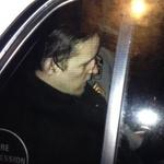 BREAKING: A source on scene sent us this picture of trooper shooting suspect Eric Frein in custody. http://t.co/fNWs6MmKtI