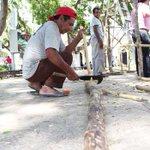 La tradición del Hanal Pixán se mantiene viva para rebibir la visita de los espíritus de nuestros seres queridos. http://t.co/00eT1UluWk