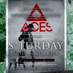 ACES @ The Bowery Club #Saturday #Nottingham http://t.co/BxV4sVDeHY