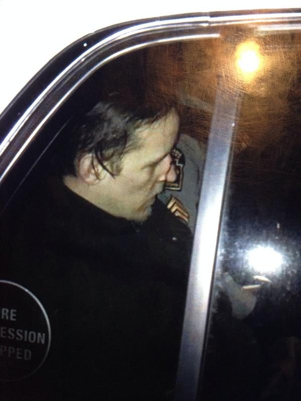 Frein in custody- Mehalshick photo from source close to case. http://t.co/2UHf4lTpYf