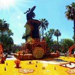 #DíadeMuertos Colocan ofrenda monumental en Plaza de #Morelia http://t.co/pRPwn1KTyI http://t.co/yhHIK4Ijvr