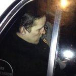 Trooper shooting suspect #EricFrein is in custody. Photo @wbrewyou http://t.co/v78UaCD3xD