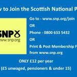 Stand Up For Scotland Make Your Voice Heard Join the SNP http://t.co/CEpqPvZahL http://t.co/EMyaUaLvjf