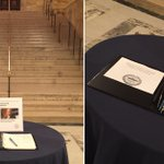 Visit #Boston libraries to sign condolence books honoring Mayor Thomas M. #Menino. Locations: http://t.co/Z3KLzNILlS http://t.co/YlZ5oBpqJg