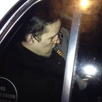 CAPTURED: Eric #Frein in custody. Photo: WBRE. @DougShimell @georgehspencer @nefertitijaquez @RandyGyllenhaal at 11 http://t.co/FjYtAu3v6v