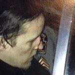 First look at accused trooper shooter Eric Frein after his capture by U.S. Marshals. http://t.co/WXqfNnJYVT http://t.co/NurlPtLsal