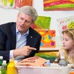 Stephen Harper announces family tax cut, child care benefit boost http://t.co/sQ3VDshJPm #CDNpoli #cbcto http://t.co/ZhTdmWcx9P
