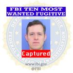 #FBI Top Ten Fugitive #EricFrein in custody. Our thanks to the public and our partners. http://t.co/YlYQQsAzWM http://t.co/GcIcNyIby0