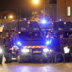 #Rennes Premiers affrontements entre manfestants et forces de lordre, pont Legraverend http://t.co/Pv6Qold6G2 http://t.co/4A5Ta1uKdV