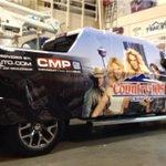 As it happens... @Country105_FM @CorusPR #vehiclewrap @3M_Canada More pics to come! #Calgary http://t.co/zrhkSXHwur