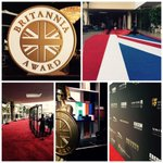 All the pieces are coining together for a fab @BAFTALA #Britannias #celebs #awards #redcarpet #losangeles #british http://t.co/A8Ujx594Pb