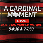 "Watch ""A Cardinal Moment"" next on #wave3news! (Also online: http://t.co/U5oVZnHYGn & mobile: http://t.co/T10wwLvVV5) http://t.co/46AaiKaDh0"