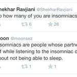 My timeline seems wide awake at this hour. :) @ShekharRavjiani @moonsez