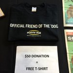 ICYMI: #SFLcon -goers can support independent media by donating to Prairie Dog. $50 gets you an exclusive T-shirt! http://t.co/NkBgLmOa06
