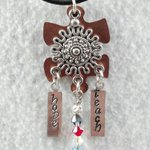 Great #gift #Handmade #jewelry #pottiteam autism awareness necklace http://t.co/gChncKYrzq http://t.co/JtKWAGTcTW