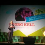 Georg Kell launches Carbon100 onstage @Sustainia #100solutions -- to reach 100 carbon pricing champions by #COP21 http://t.co/nmuU6ukgxC