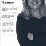 Humber Mouth 8 November: Liz Kershaw @LizKershawDJ 7.30pm. Tix £8/£5. http://t.co/G3OIZZueAZ #HullHour http://t.co/LY1vJ8vB8o